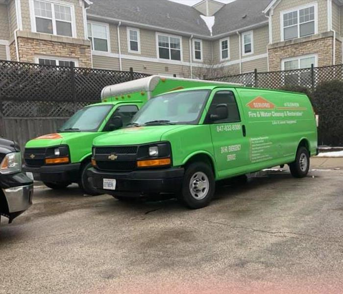 Photo of our franchise vehicles
