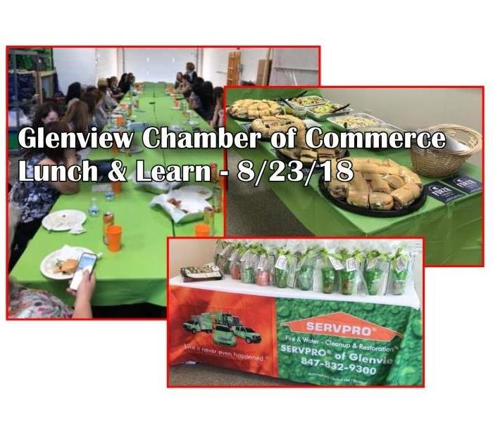 Community Glenview Chamber of Commerce/SERVPRO of Glenview Meeting of Minds