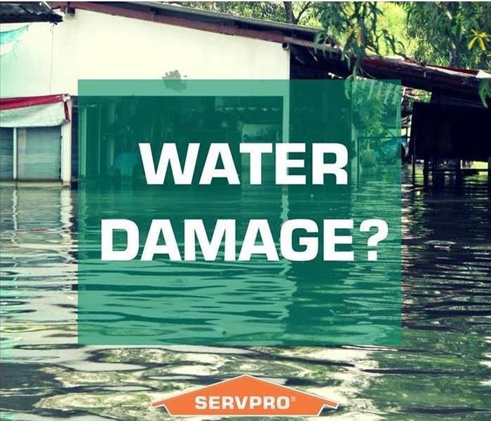 Water Damage Water damage to your home? No worries!