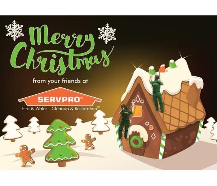 Merry Christmas from SERVPRO