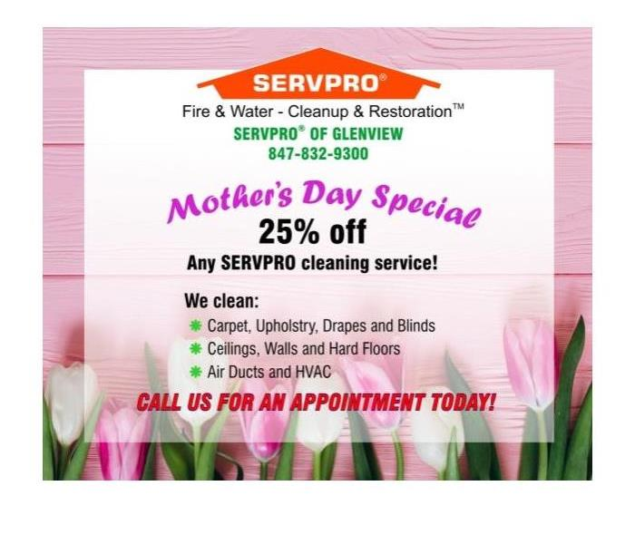 Commercial Mother's Day Special