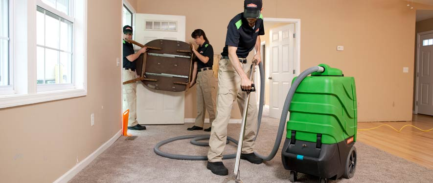 Glenview, IL residential restoration cleaning